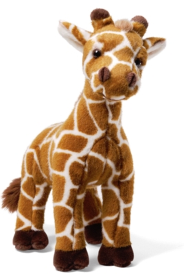 """Giraffe - 14"""" Giraffe By Gund"""