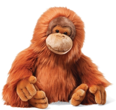 Orangutan - 14&quot; Orangutan By Gund