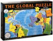The Global Puzzle - 600pc Jigsaw Puzzle