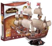 3D Puzzles - Mayflower