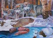 Jigsaw Puzzles - Winter Wolves