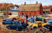 Barnyard Gems - 1000pc Jigsaw Puzzle By Sunsout