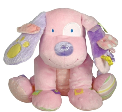 "Little Lovey Puppy - 12"" Dog By Kids Preferred"