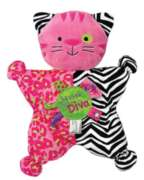 "Little Diva Kitty Comfort Cuddly - 12"" Cat By Kids Preferred"