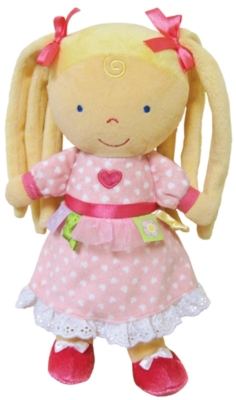 "Little Lovey Doll - 11"" Doll By Kids Preferred"