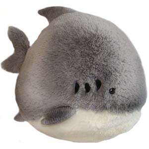 "Shark - 15"" Squishable"