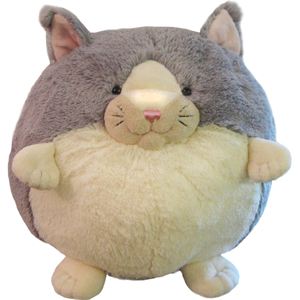 "Kitten - 15"" Squishable"