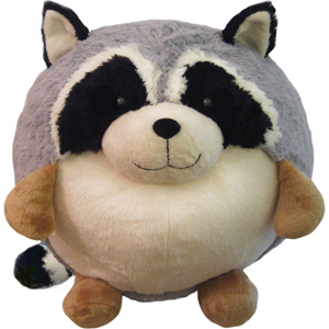 "Raccoon - 15"" Squishable"