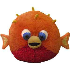 Pufferfish - 15&quot; Squishable