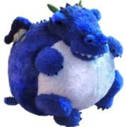 Dragon - 24&quot; Massive Squishable