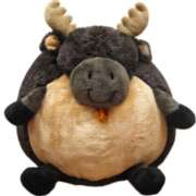 Moose - 15&quot; Squishable