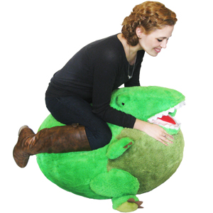 "T-Rex - 24"" Massive Squishable"