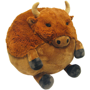 "Buffalo - 15"" Squishable"