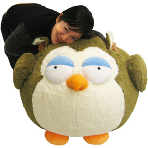 "Owl - 24"" Massive Squishable"