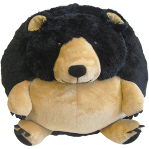 "Black Bear - 15"" Squishable"