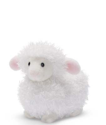 "Baa Ba - 4"" Lamb By Gund"