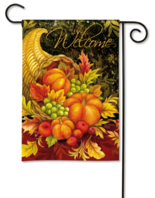 Bountiful Blessings - Garden Flag by Magnet Works