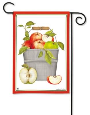 Apples - Garden Flag by Magnet Works