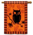 Hoot Owl - Standard Flag by Magnet Works