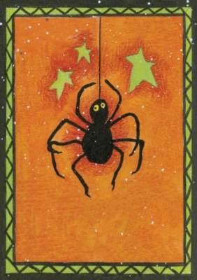Harvest Spider - Standard Flag by Toland