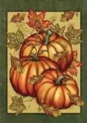 Pumpkin Spice - Standard Flag by Toland