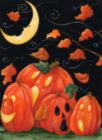 Scary Night - Garden Flag by Toland