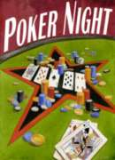 Poker Night - Standard Flag by Toland