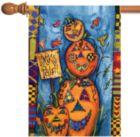 Pumpkin Patch - Standard Flag by Toland