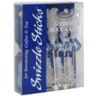 Dryden & Palmer - Swizzle Sticks, White Pure Cane, Gift/Display Box of 10qty