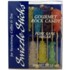 Dryden and Palmer - Rock Candy Swizzle Sticks, Assorted Flavors, Gift/Display Box of 10qty