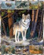 Into the Wild - 1000pc Jigsaw Puzzle By White Mountain