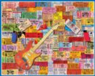 Rock Memories - 1000pc Jigsaw Puzzle By White Mountain