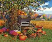 Jigsaw Puzzles - Harvest Time