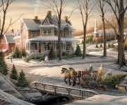 Homeward Bound - 1000pc Horse Jigsaw Puzzle By White Mountain