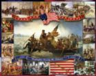 Washington Crossing the Delaware - 1000pc Jigsaw Puzzle By White Mountain