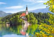 Bled, Slovenia - 1000pc By Castorland