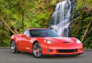 Chevrolet Corvette - 1000pc By Castorland