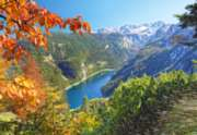 Navy Blue Lake in the Alps - 2000pc By Castorland