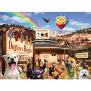 Dog Lovers Welcome - 1000pc Jigsaw Puzzle By Sunsout