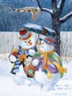 Winter Stroll - 300pc Large Format Jigsaw Puzzle By Sunsout