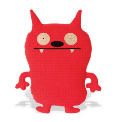 "Dave Darinko - 14"" by Uglydoll"