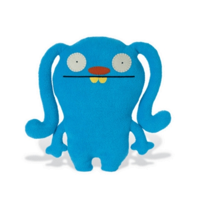 "Basheeshee -  7"" Little Ugly by Uglydoll"