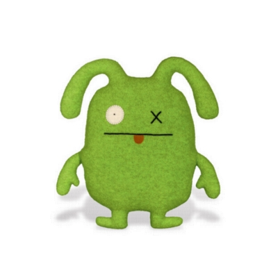 "OX - 7"" Little Ugly by Uglydoll"