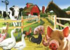 Welcome to the Farm - 36pc Floor Puzzle By Cobble Hill