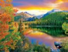 Bear Lake - 500pc Jigsaw Puzzle by Springbok