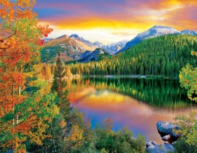 Springbok Jigsaw Puzzles - Bear Lake