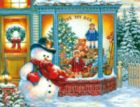 Frosty's Toy Box - 500pc Jigsaw Puzzle by Springbok