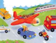 Zoom, Zoom - 36pc Jigsaw Puzzle by Springbok