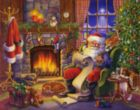 Naughty or Nice - 1000pc Jigsaw Puzzle