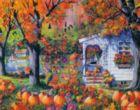 Autumn Patchwork - 1000pc Jigsaw Puzzle